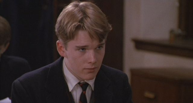 an analysis of the character neil in the movie dead poets society directed by tom schulman A page for describing characters: dead poets society caveat lector  with neil throughout the movie, the pair grow extremely close, confiding their family .
